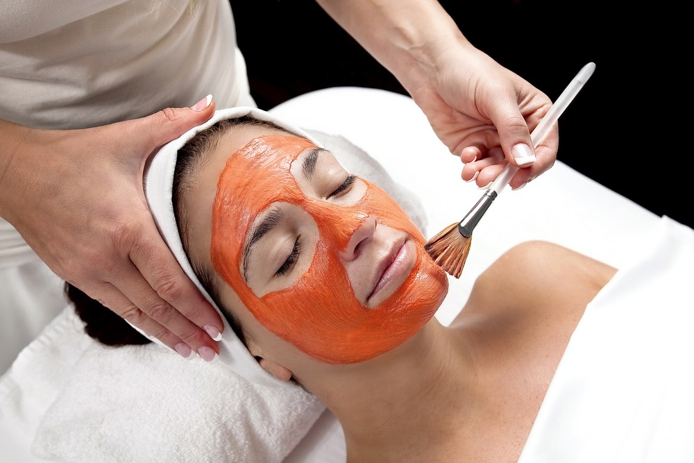 Pumpkin Spice Latte Facial - Mention this blog post and receive 15% off of your PSL!