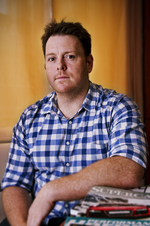 Catcha Media Director - Luke Elliott