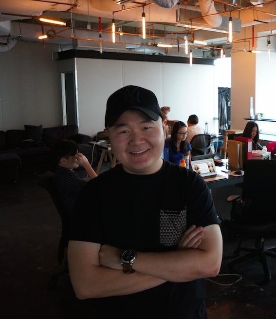 REV Asia General Manager, Social - Sam Wee