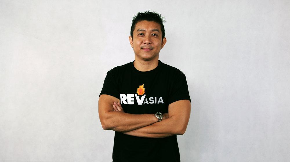 Rev Asia Berhad General Manager / REV Asia Managing Director - Voon Tze Khay