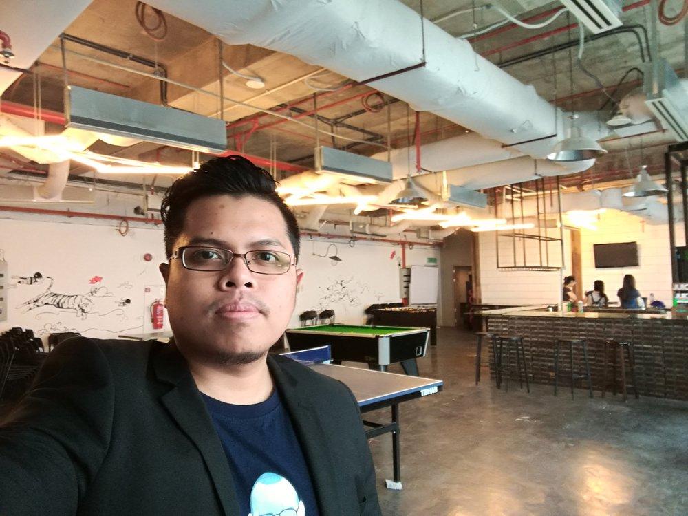 REV Asia Malay Content General Manager - Hafriz Zulpakar