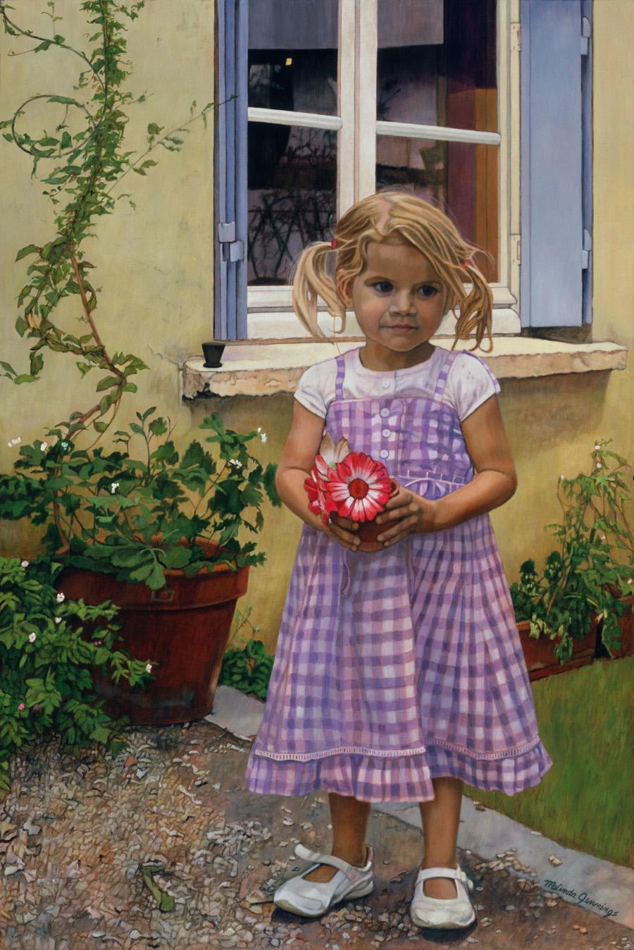 Abigail in France