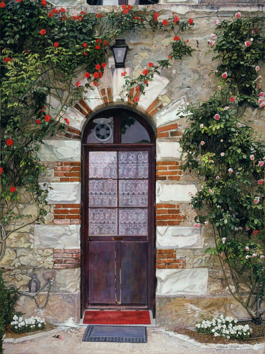 Da Vinci's Door
