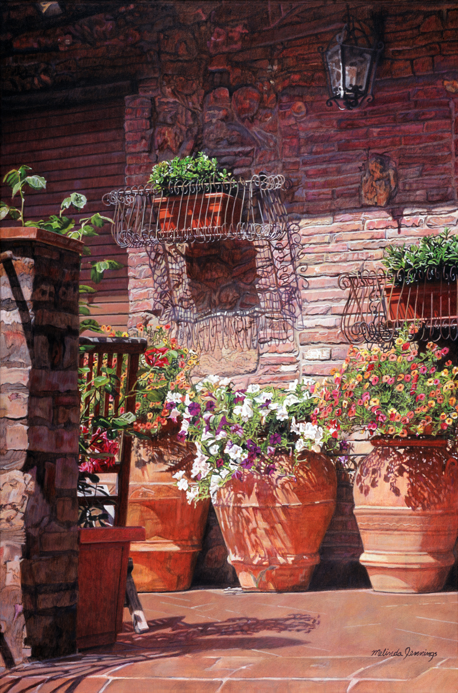 Tuscan Porch