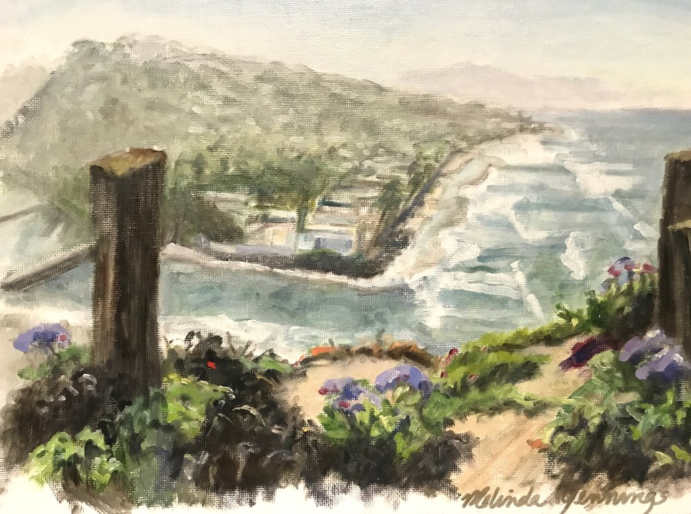 Overlooking Del Mar