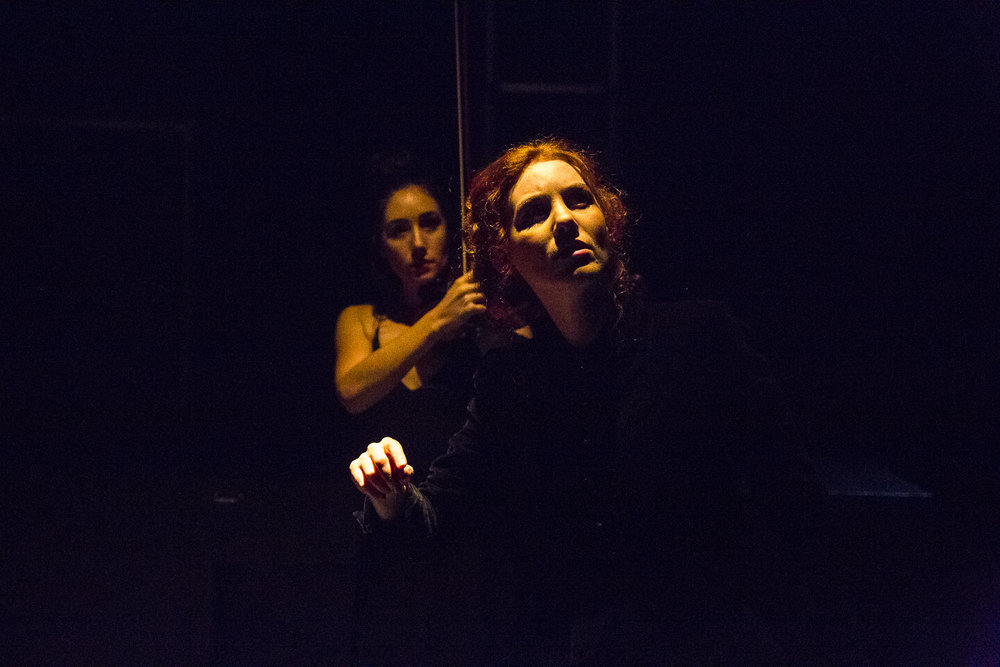 BICYCLE by Danielle Baynes.Old Fitz Theatre and Adelaide Fringe, 2016.
