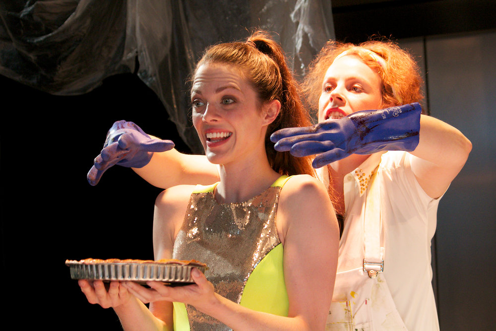 ROADKILL CONFIDENTIAL by Sheila Callaghan. Kings Cross Theatre, 2015.