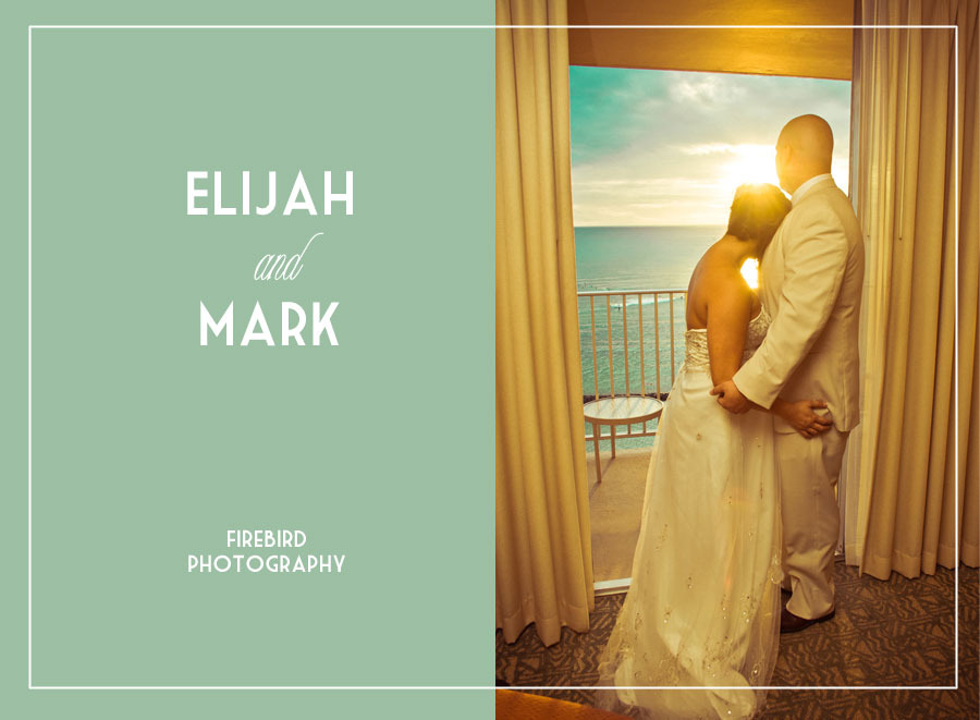 Wedding: Elijah + Mark