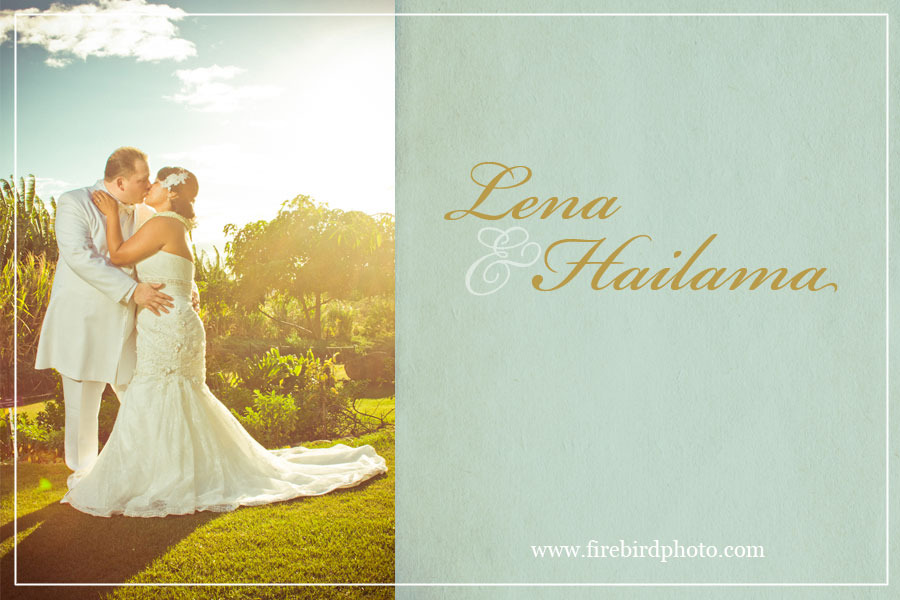 Preview: Lena and Hailama's Wedding