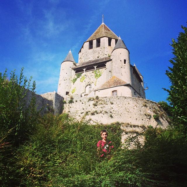 dernier jour d'été, ballade à Provins #provins #medieval