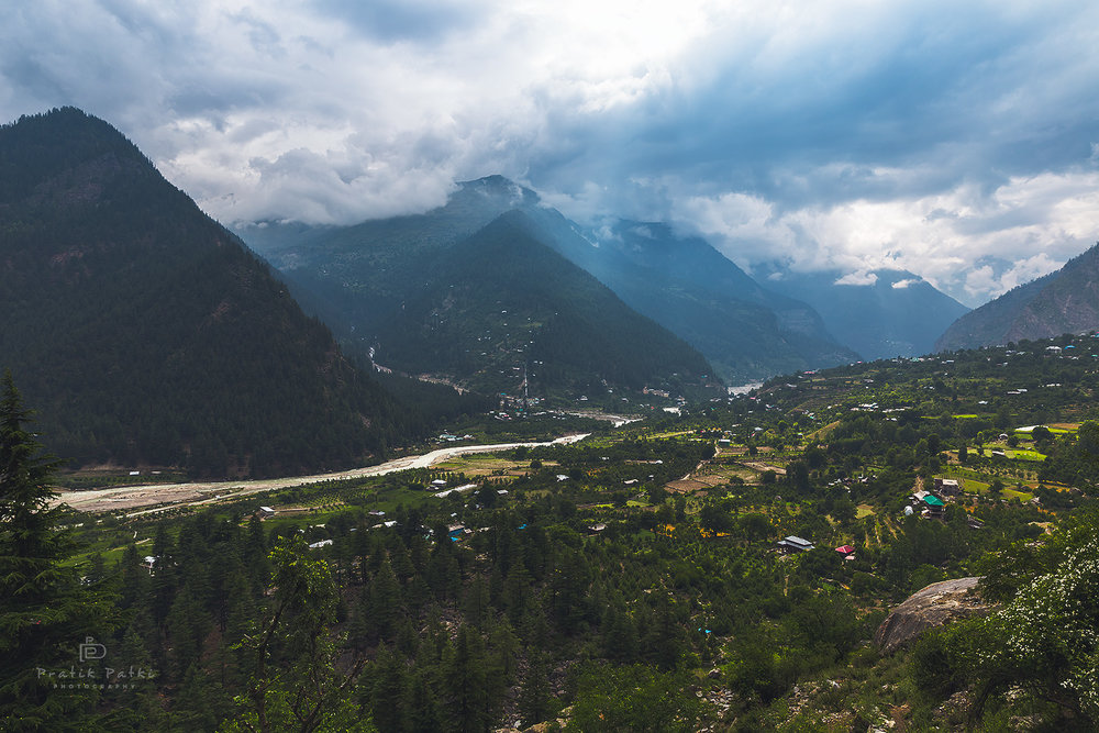 A view of Sangla