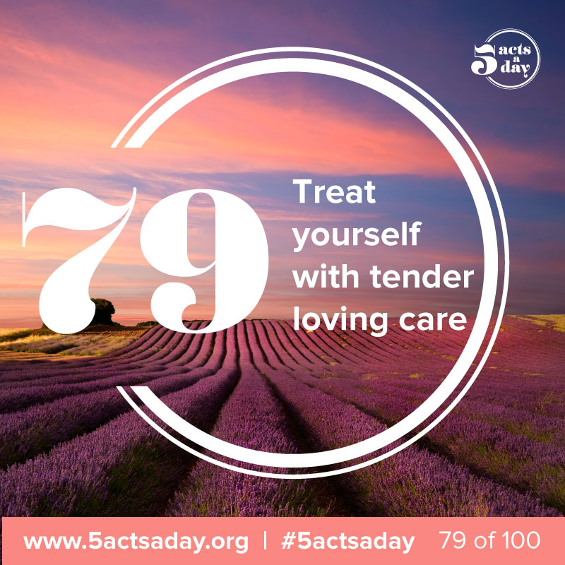 #day8 #challenge4 - Treat yourself with tender loving care    Show yourself some love, some true love. Spend sometime alone! Get to know yourself, get comfortable with your own company. Meditate, be quite and listen to the whispers of your heart.