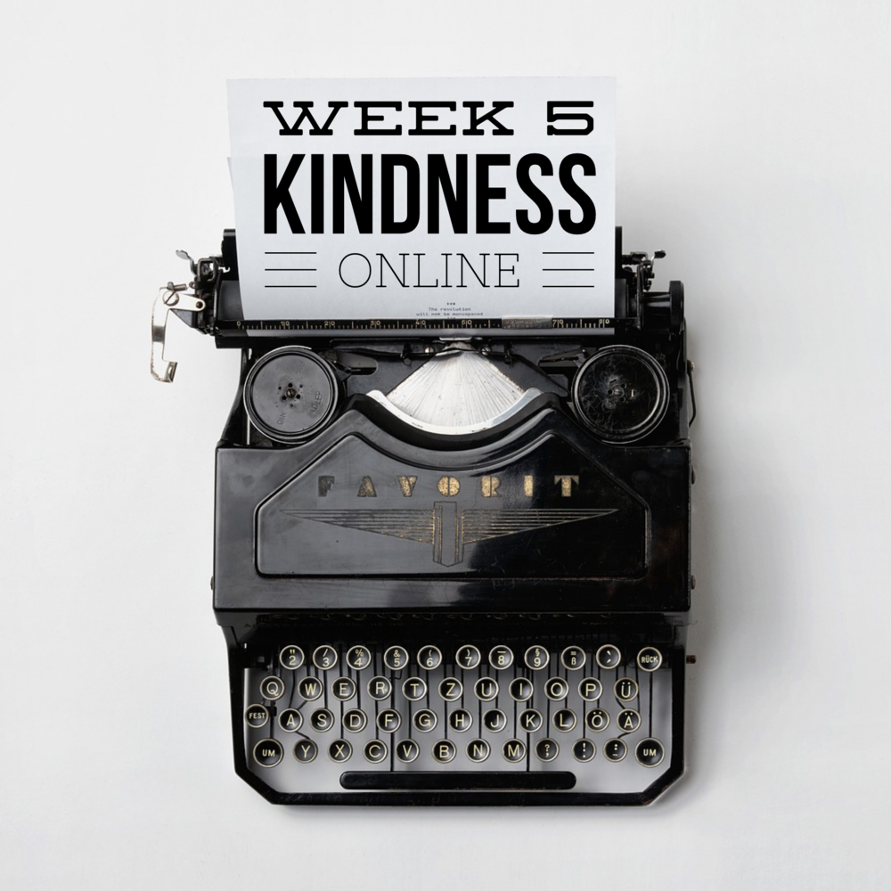 Kindness online week