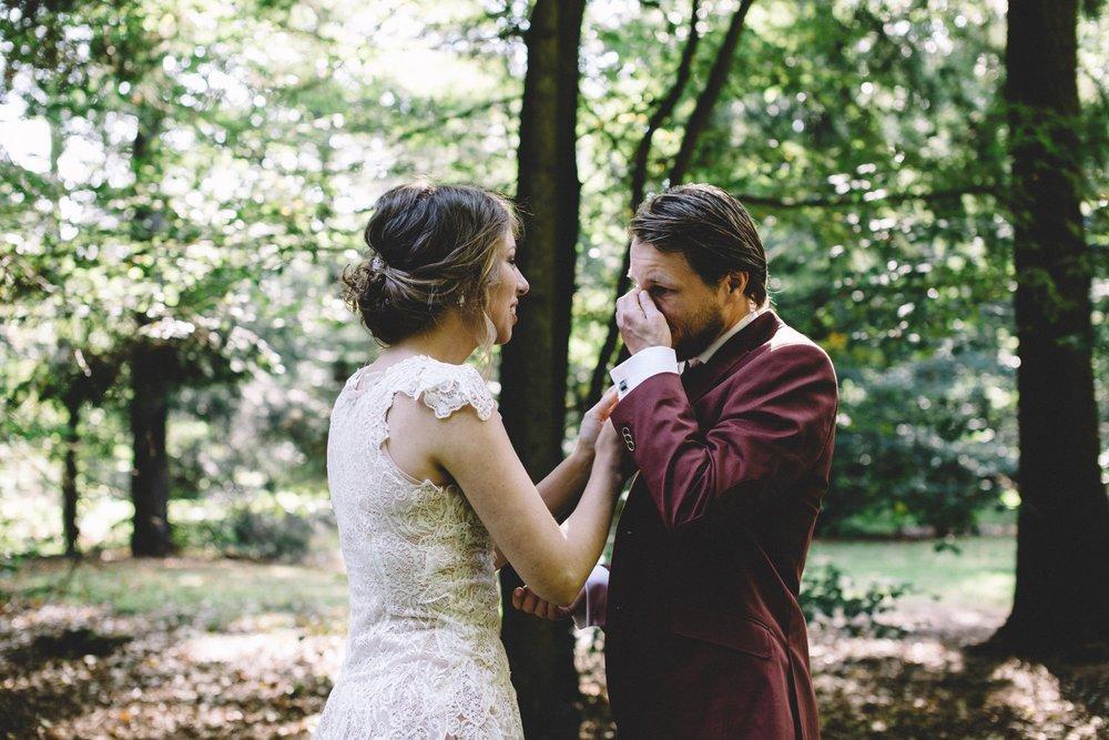 Bohemian bruiloft - trouwen in het bos- Arjen en Paulien_0023.jpg