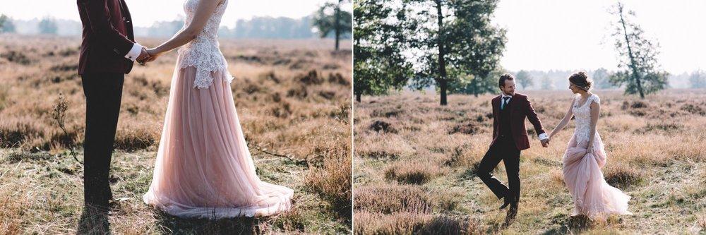 Bohemian bruiloft - trouwen in het bos- Arjen en Paulien_0040.jpg