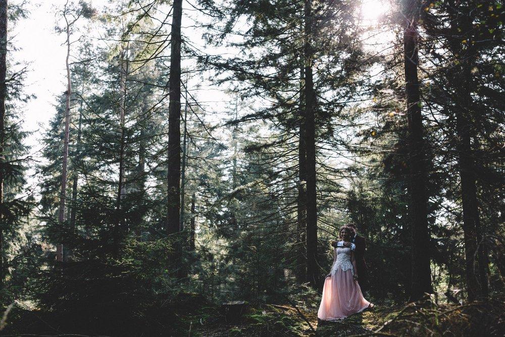 Bohemian bruiloft - trouwen in het bos- Arjen en Paulien_0043.jpg