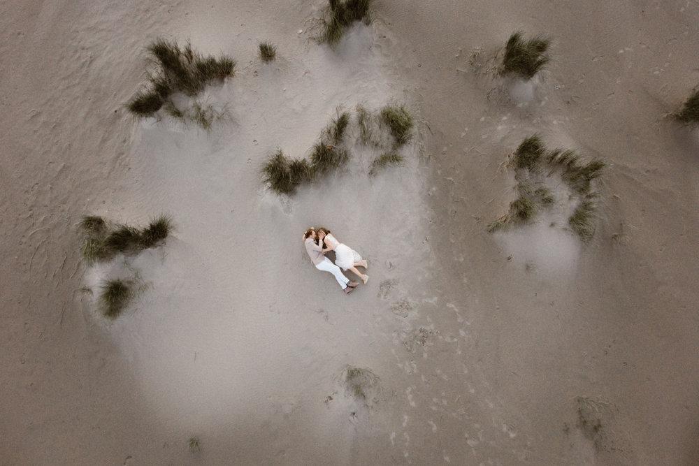 Bruidsfotograaf Terschelling