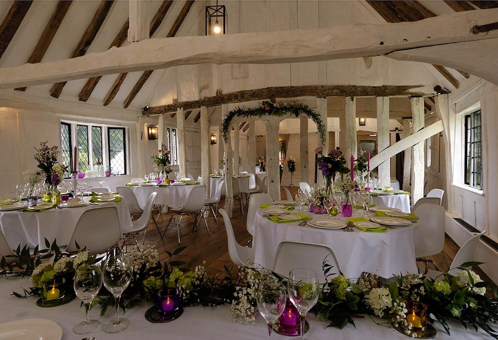 Guildhall wedding reception