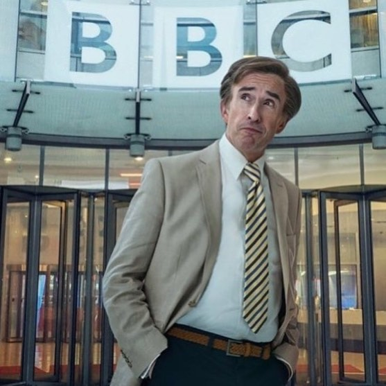 Steve Coogan brings Alan Partridge back to the BBC. Really enjoyed this shoot and extremely happy with result #steveCoogan #alanpartrige #bbc #andyseymour #photographer