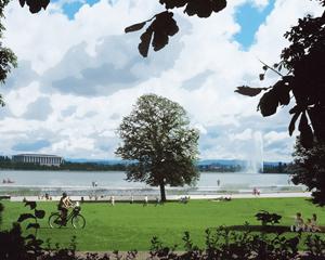 Canberra Central Parklands