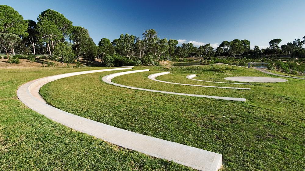 Thorndon park adelaide oxigen for Oxigen landscape