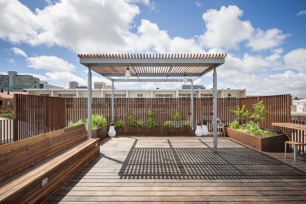 Oxigen roof terrace