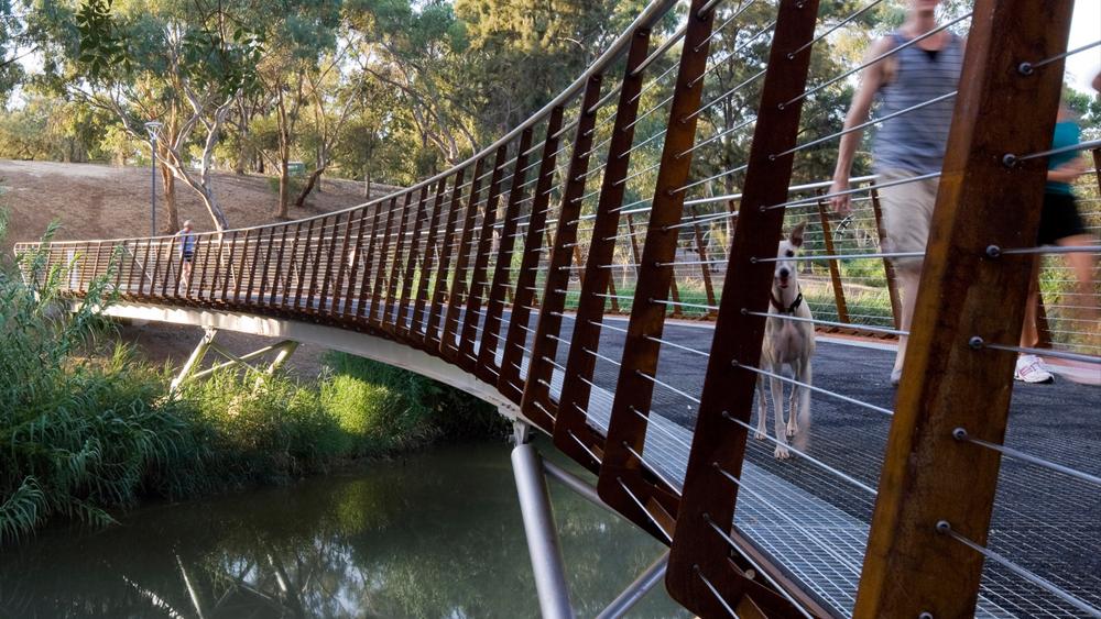 Torrens bridge oxigen for Oxigen adelaide