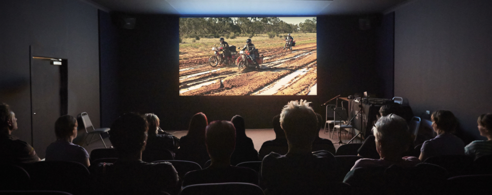 Arrows of Fire screening - A Vision Splendid Outback Film festival - July 2014