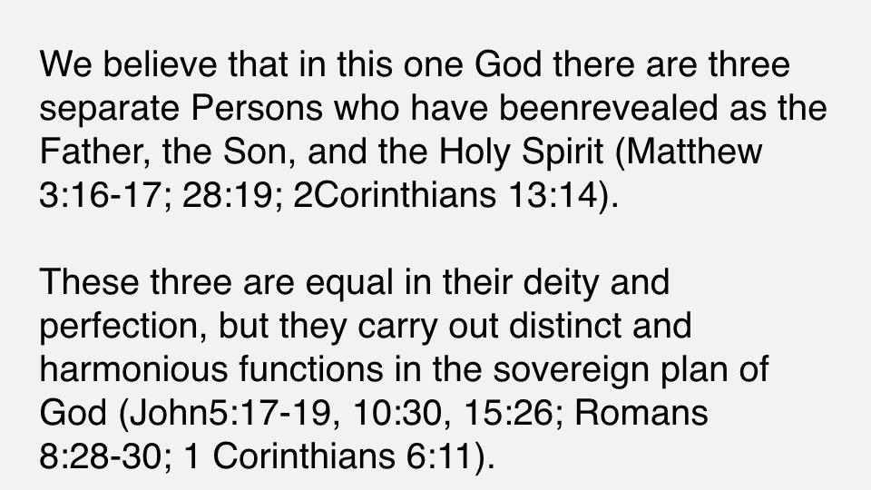 Sermon #8. Calvary Bible Church. 2.4.18 Doctrinal Statement. God.003.jpeg