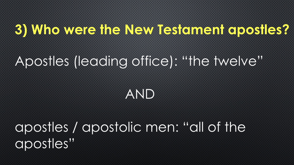 WWT-08 - The Person & Work Of The Holy Spirit (Continued