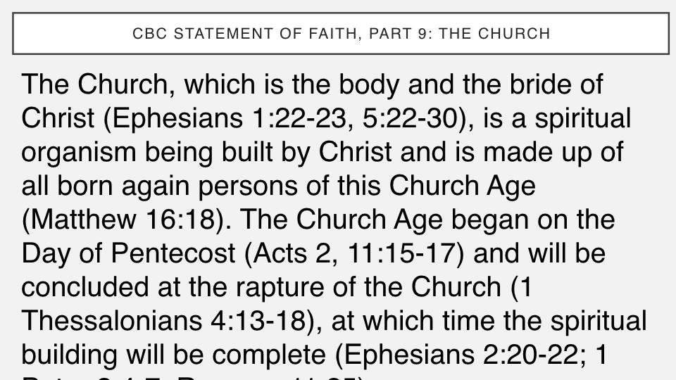 Sermon #44. CBC. 7.8.18 PM. Doctrinal Statement. Ecclesiology. pres.002.jpeg