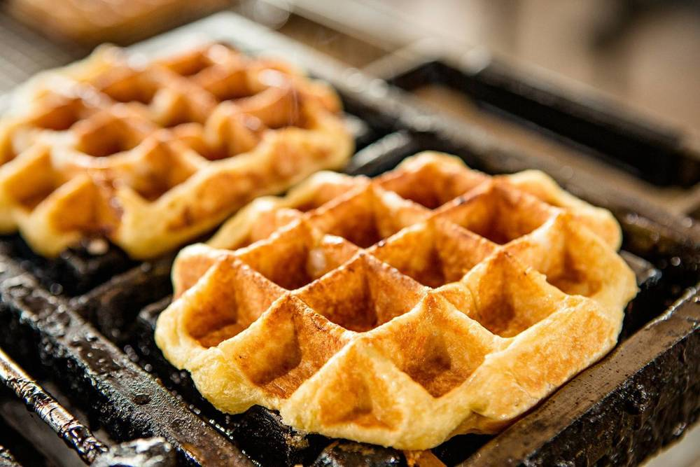 Waffle King Waffles