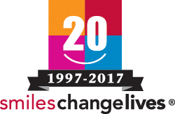 Smiles Change Lives - 20 Years