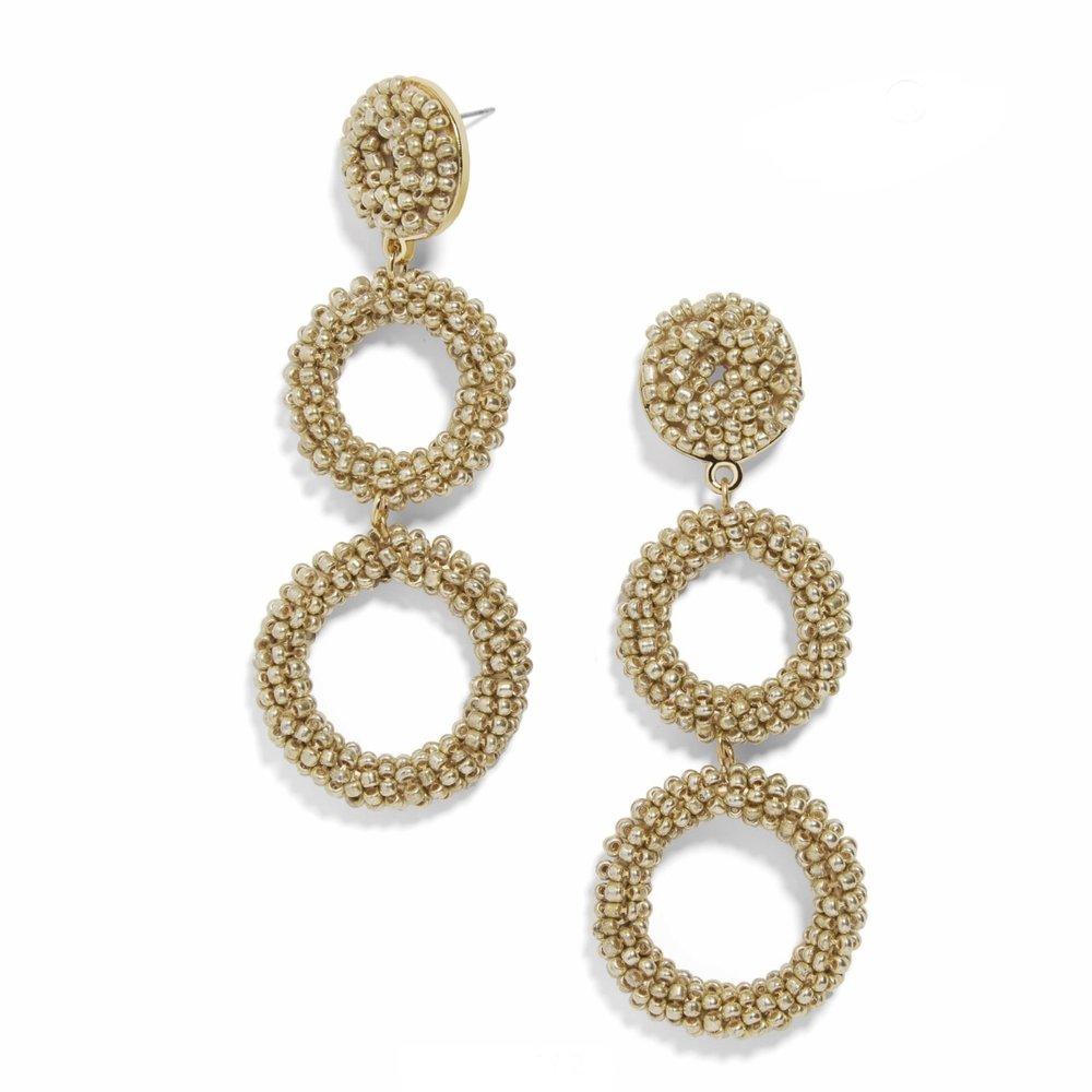 BaubleBar Capella Drop Earrings