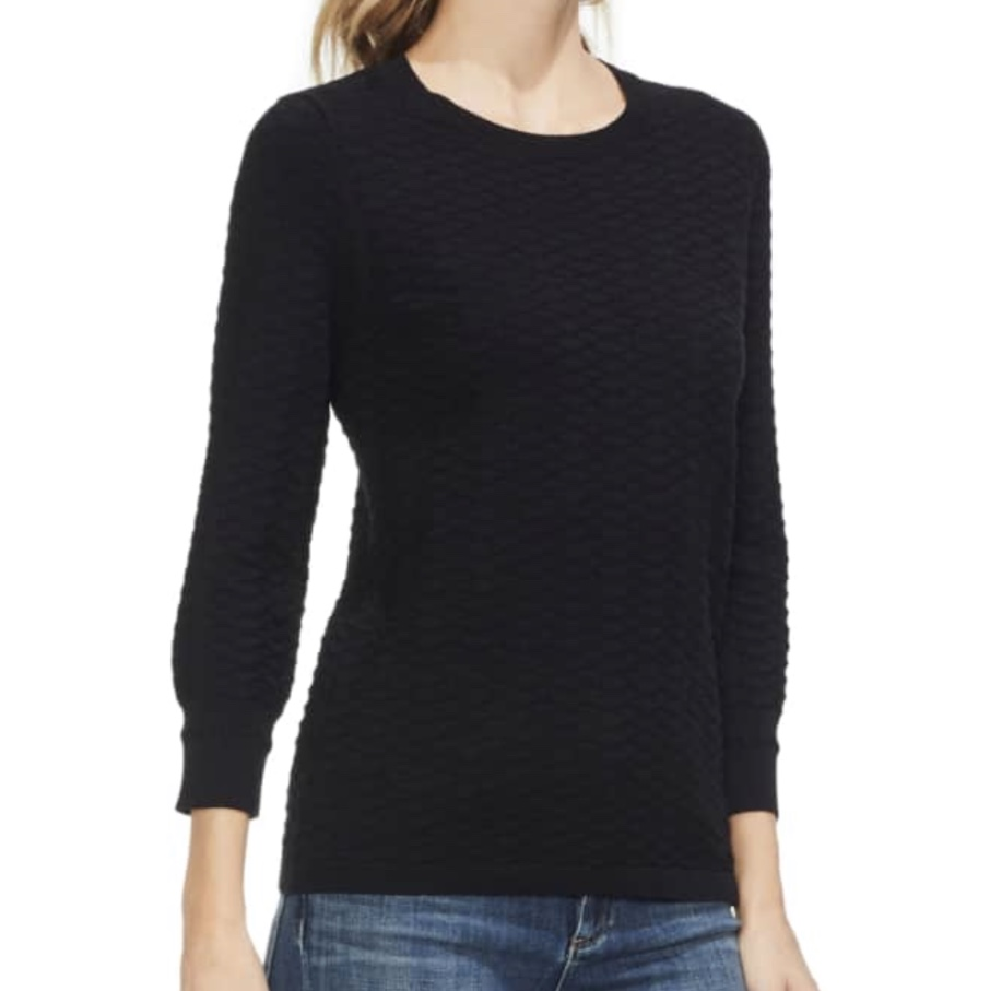 Vince Camuto Rhombus Sweater