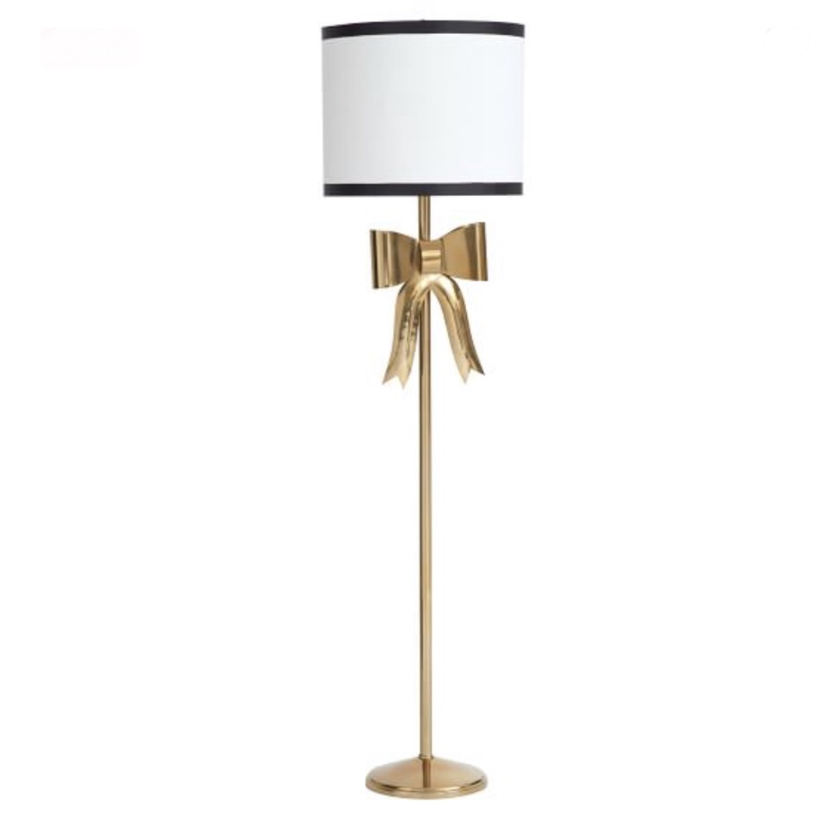 The Emily & Meritt Bow Floor Lamp