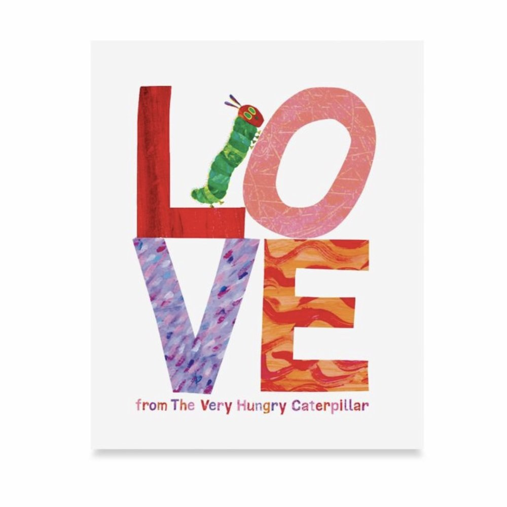Eric Carle - Love from the Very Hungry Caterpillar