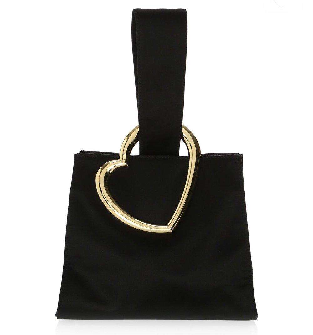 Edie Parker - Heart Wristlet Bag