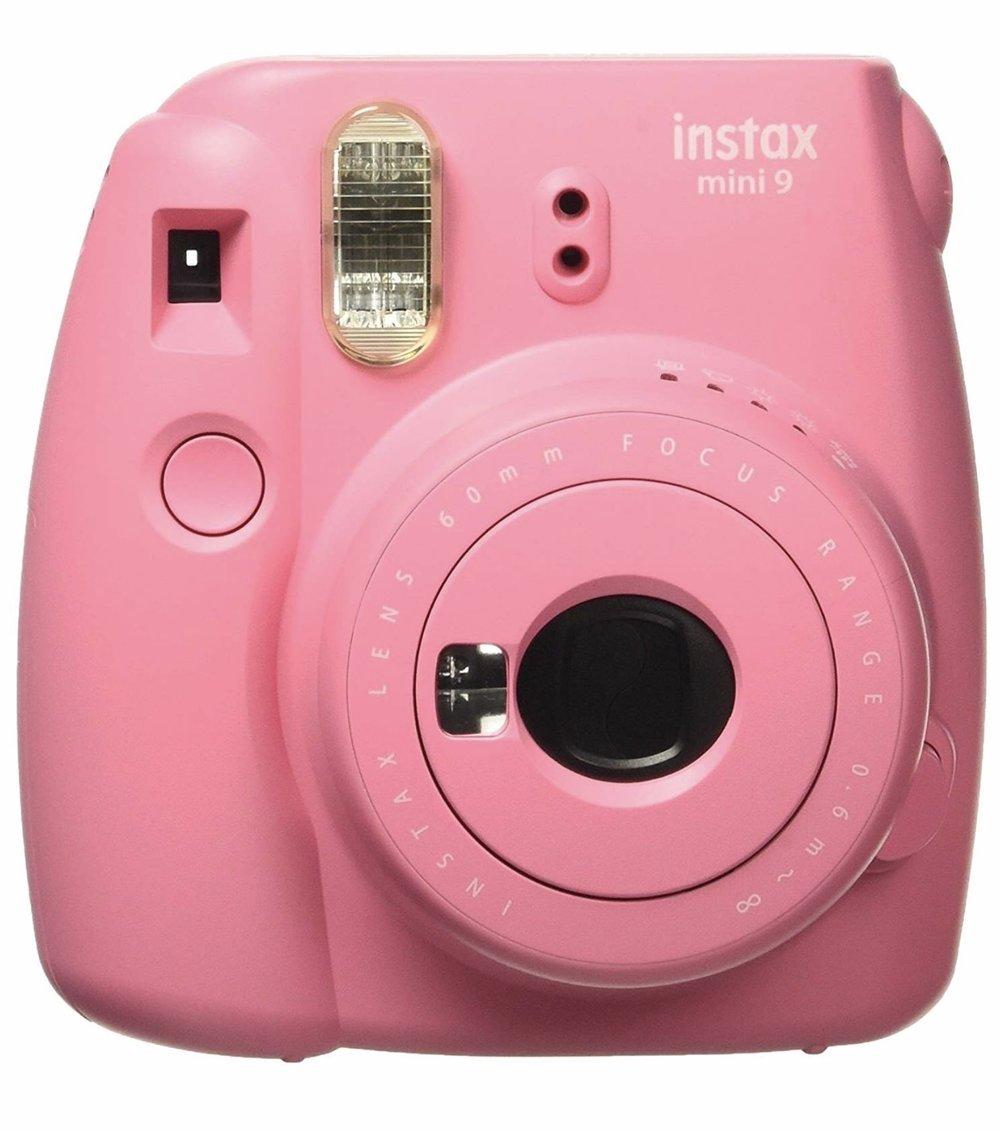 Fujifilm - Instax Mini 9 Instant Camera