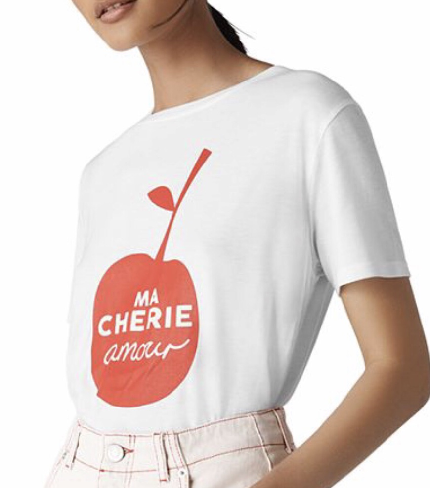 Whistles - Ma Cherie Amour Graphic Tee