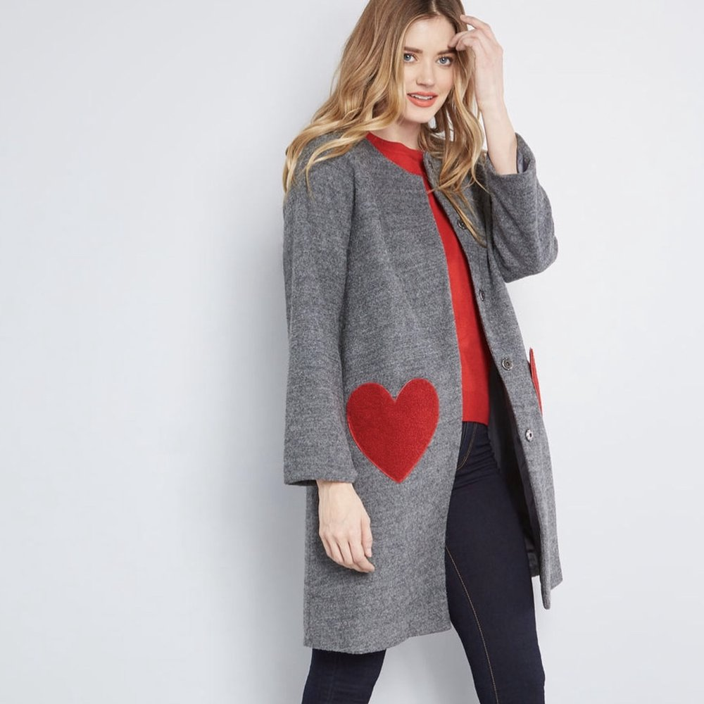 Compania Fantastica - State of the Heart Car Coat