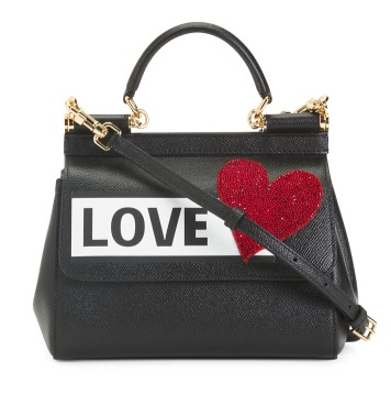 Dolce & Gabbana - Mini Sicily Tote Bag