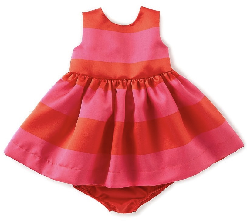 Kate Spade - Baby Girls 12-24 Months Striped Carolyn Dress