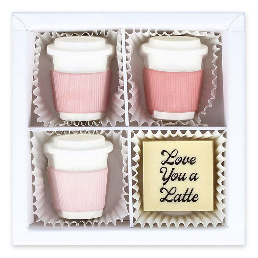 Maggie Louise - Chocolate Lattes Gift Box