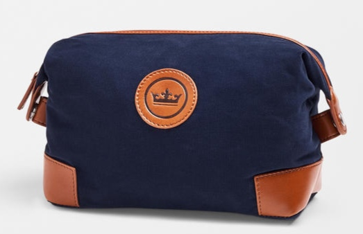 Peter Millar - Crown Seal Canvas Shave Kit