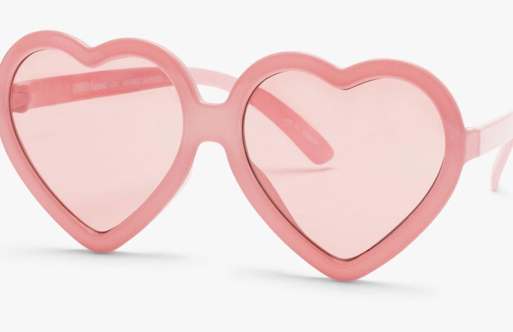 Gymboree - Heart Sunglasses
