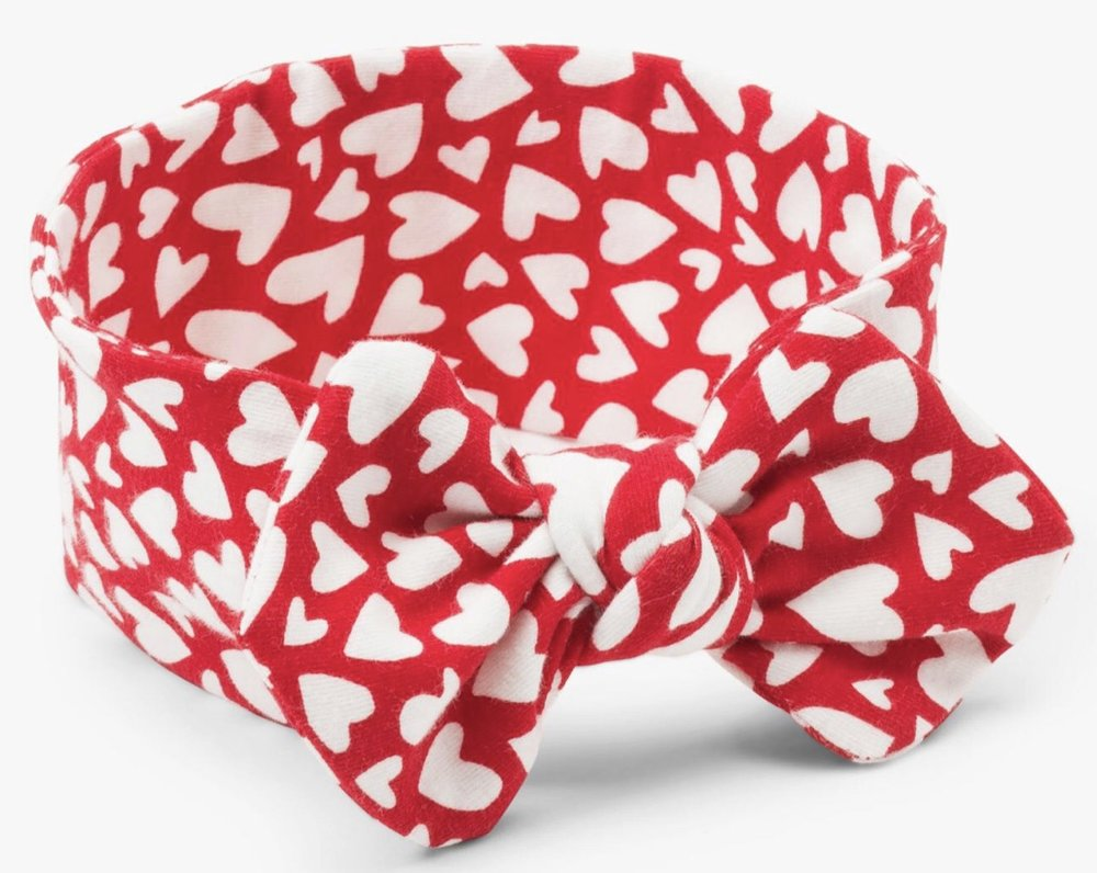 Gymboree - Heart Headband
