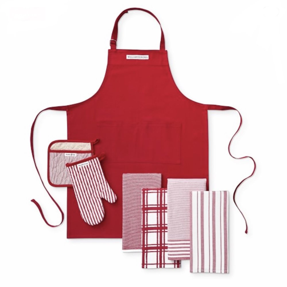 Williams-Sonoma Apron Set