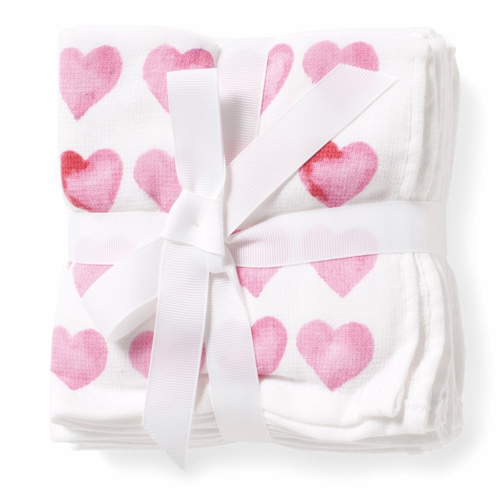 TJ Maxx Valentine's Day Dish Towel Set