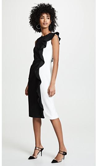 1. Shoshanna Aventua Dress